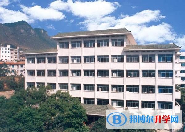 贵州省思南中学2018年普高招生录取分数线
