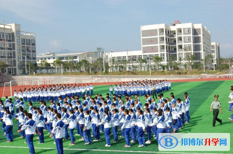 贵州省纳雍县第一中学2018年招生计划