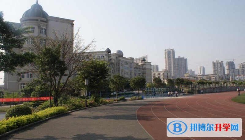 重庆市字水中学学费