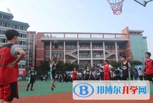 南部中学2018年校园篮球联赛完美收官