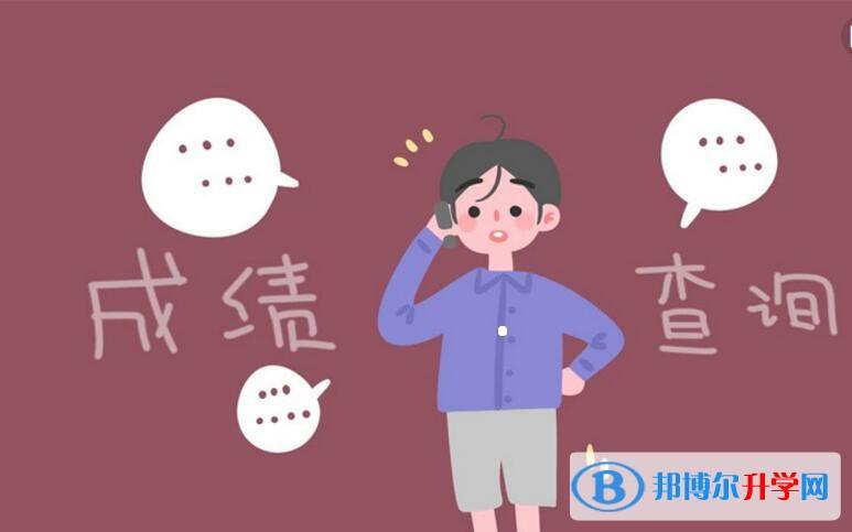 重庆网上查询中考成绩