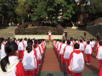 内江一中开展国家宪法日主题教育活动