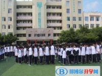 蓬南中学地址在哪里