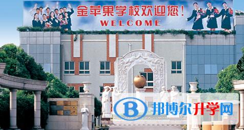 上海金苹果双语学校国际部2020年招生简章