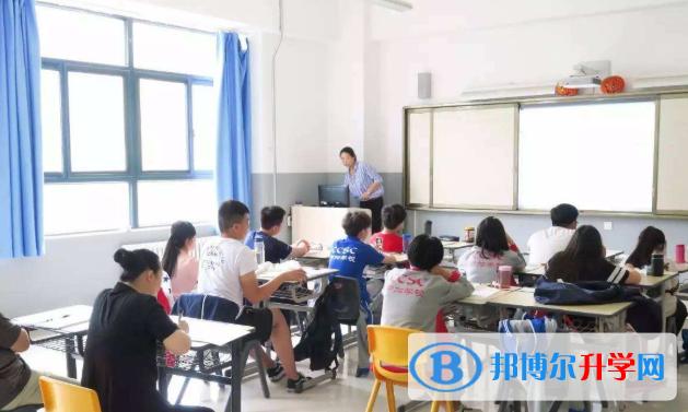 西安沣东中加学校初中部2020年招生计划