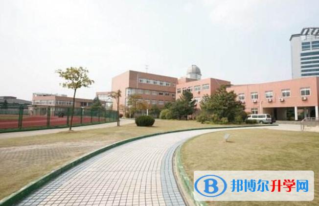 上海华东师范大学第二附属中学国际部网站网址