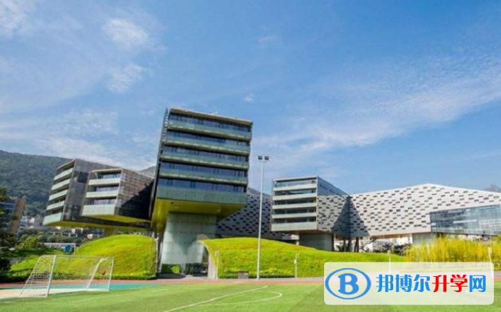 深圳国际交流学院2020年报名条件、招生要求、招生对象