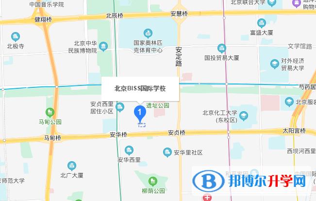 北京biss国际学校地址在哪里