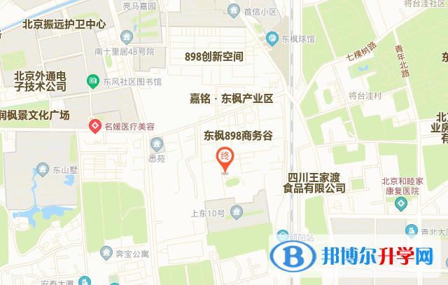 北京常春藤国际学校地址在哪里