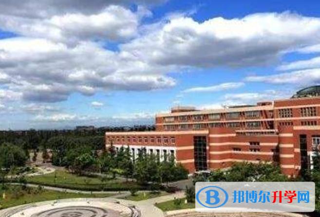 北京第二中学国际部网站网址