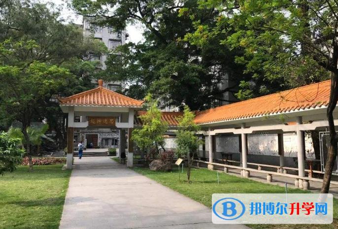 广东广雅中学博雅国际班2021年招生办联系电话