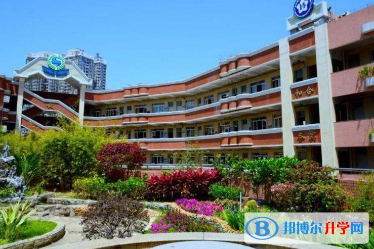 广州海珠外国语实验中学国际高中部2021年报名条件、招生要求、招生对象