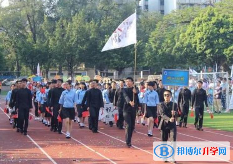 广州第二外国语学校怎么样、好不好