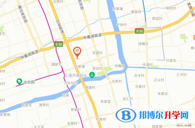 上海交大飞达国际课程中心地址在哪里