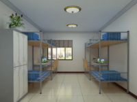 四川省开江县任市中学2021年宿舍条件