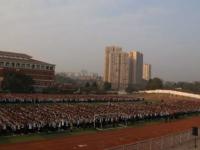 渠县中学2021年招生录取分数线
